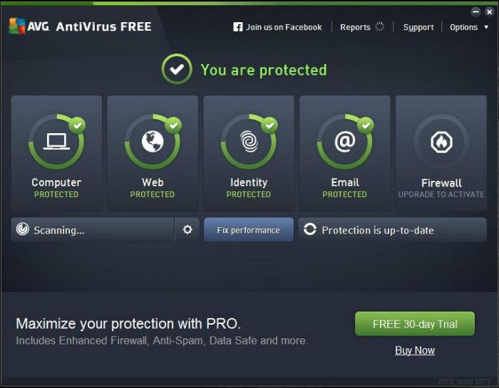 AVG Antivirus Mac OSX