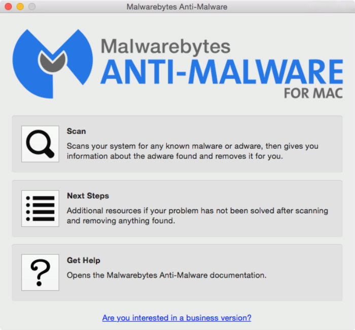 Malwarebytes Mac Antivirus and Adware